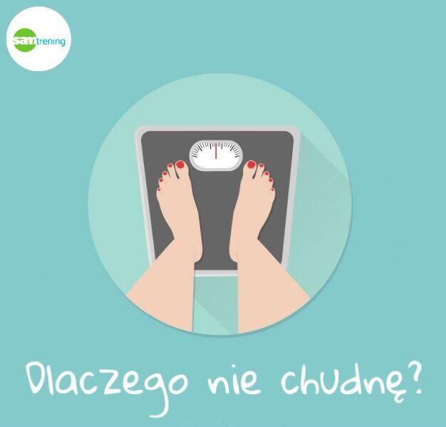 Dlaczego niechudnę?