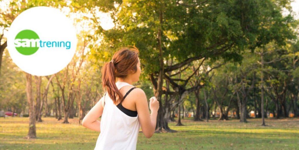 Zalety treningu naświeżym powietrzu