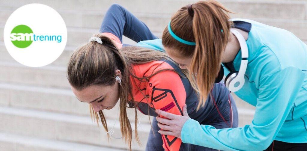 Dolegliwości podczas treningu – jak im zaradzić?