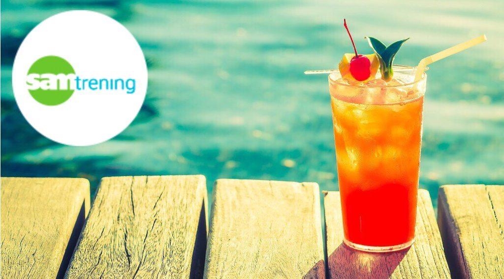 Co pić aczego unikać podczas upałów